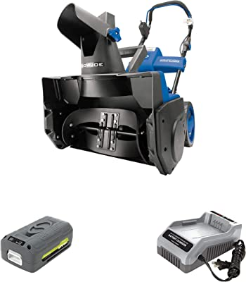 iONMAX Cordless Brushless Single Stage Snowblower Kit
