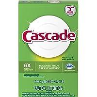 Cascade Dishwasher Detergent - Powder - 60 oz (3.75 lb) - 1 / Each - White