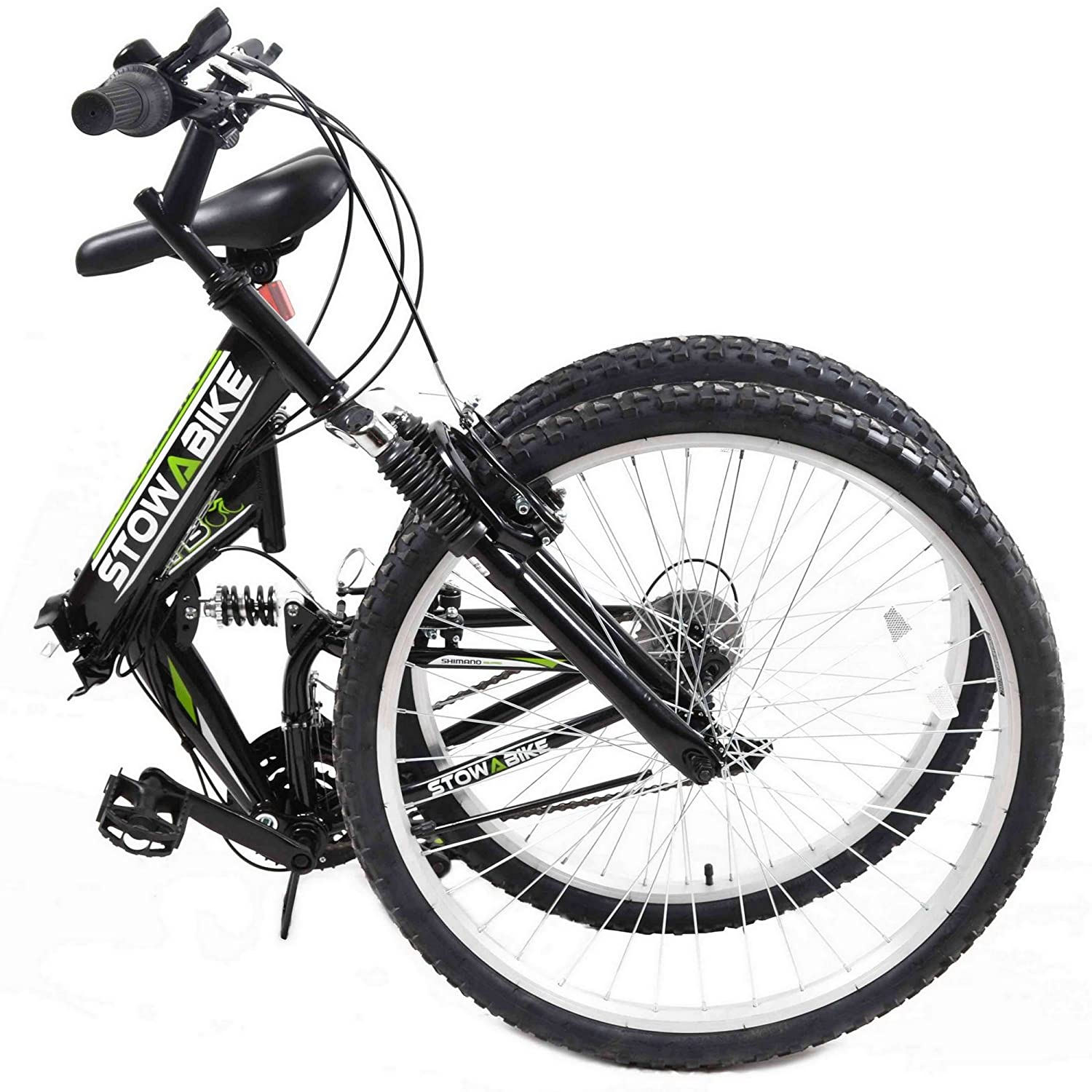 "Stowabike 26"" MTB V2 Folding Bike"