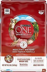 Purina ONE SmartBlend Natural Healthy Weight Formula Adult Dog Food