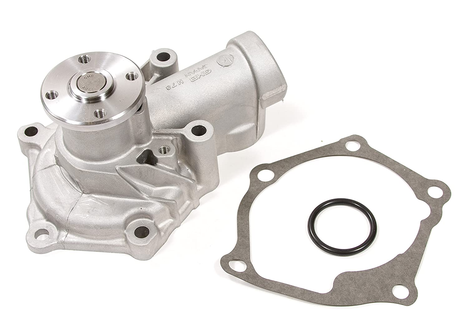 Evergreen TBK332WP 04-07 Mitsubishi Eclipse Galant Outlander 2.4L 4G69 Timing Belt Kit GMB Water Pump Evergreen Parts And Components