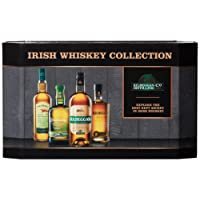 Cooley's Irish Whiskey Miniaturen-Set (4 x 0.05 l)