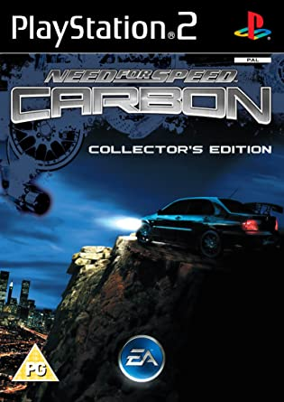 Need For Speed Carbon Collector S Edition Europe Iso Ps2
