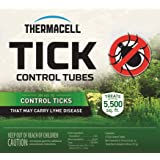Thermacell TC-06 Tick Control Tubes, 6-Count