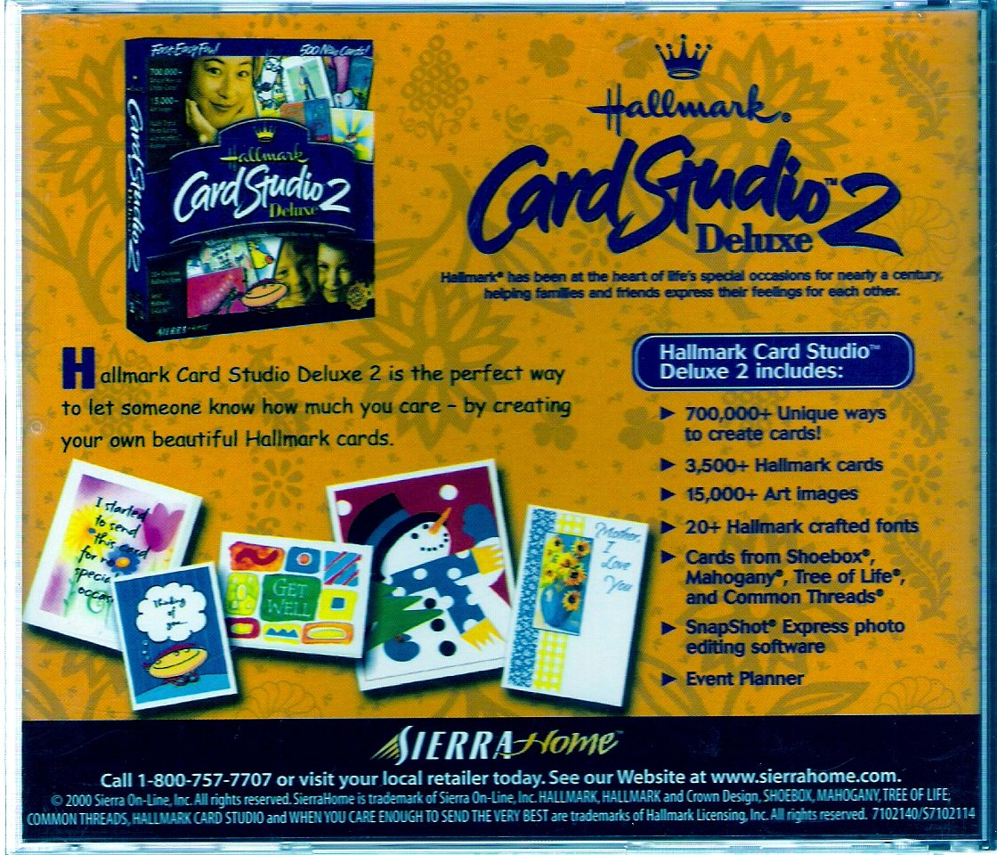 Amazon hallmark card studio deluxe 30 m4hsunfo