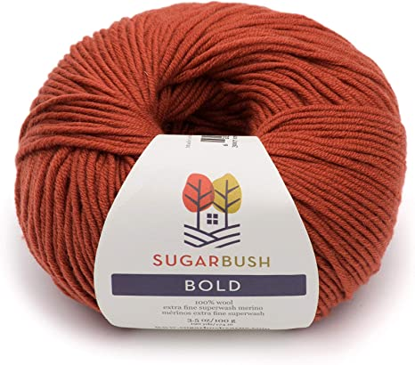 Northwest Teal Sugar Bush Yarn Bold Knitting Worsted Weight