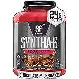 BSN SYNTHA-6 EDGE Protein Powder, with Hydrolyzed Whey, Micellar Casein, Milk Protein Isolate, Low Sugar, 24g Protein, Chocol