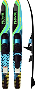 RAVE Sports Pure Combo Water Skis - Adult