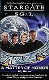 STARGATE SG-1: Matter of Honor (English Edition)