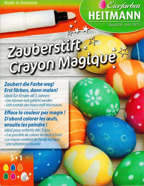 Amazon.de: Ostereier Farben + Zauberstift \