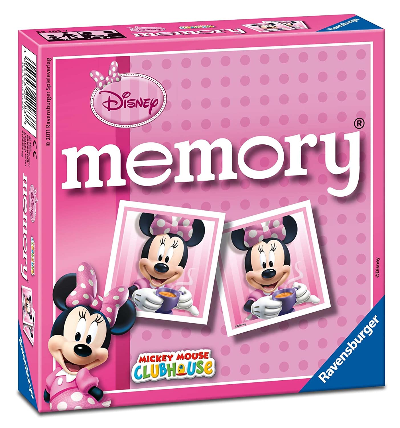Unbekannt Disney Mickey Mouse Clubhouse - Minnie Mouse Mini Memory ...