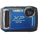 FUJIFILM デジタルカメラ FinePix XP150 光学5倍 ブルー F FX-XP150BL