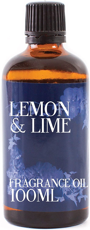 Mystic Moments Limón Y Lima Aceite Perfumado 100ml