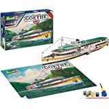 Amazon com: NYK Line Hikawamaru Class Ocean Liner 1/350