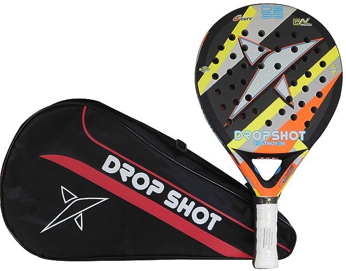 Amazon.com: Drop Shot Destroyer Padel Tennis Racquet, 0, One ...