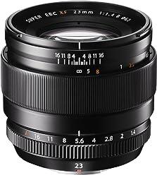 Fujifilm 23 mm/F 1,4 XF R - Objetivo color negro