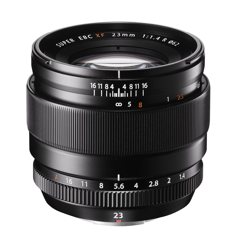 Fujifilm mm  F  XF R Objetivo color negro