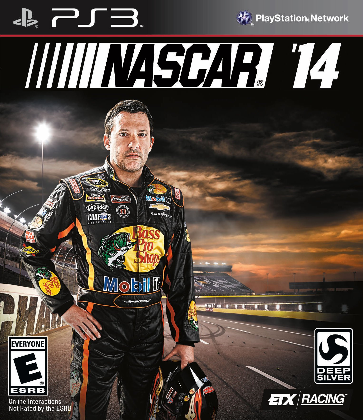 NASCAR '14 - PlayStation 3