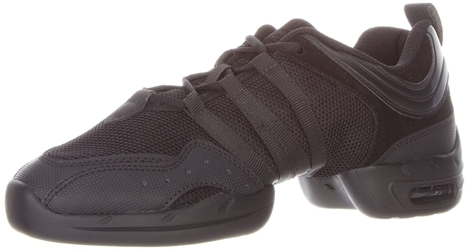 Sansha Tutto Nero Dance Sneaker B003VWCGCE 13 Sansha (11 M US Women's/8 M US Men's)|Black