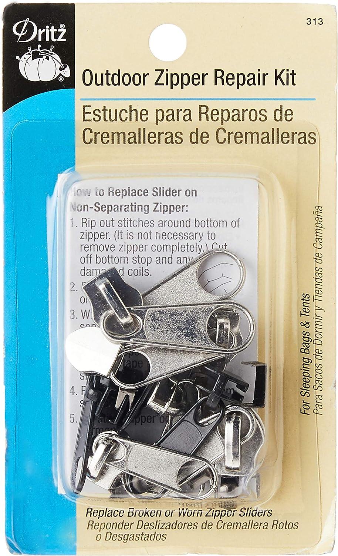 Dritz 313, Outdoor Zipper Repair Kit