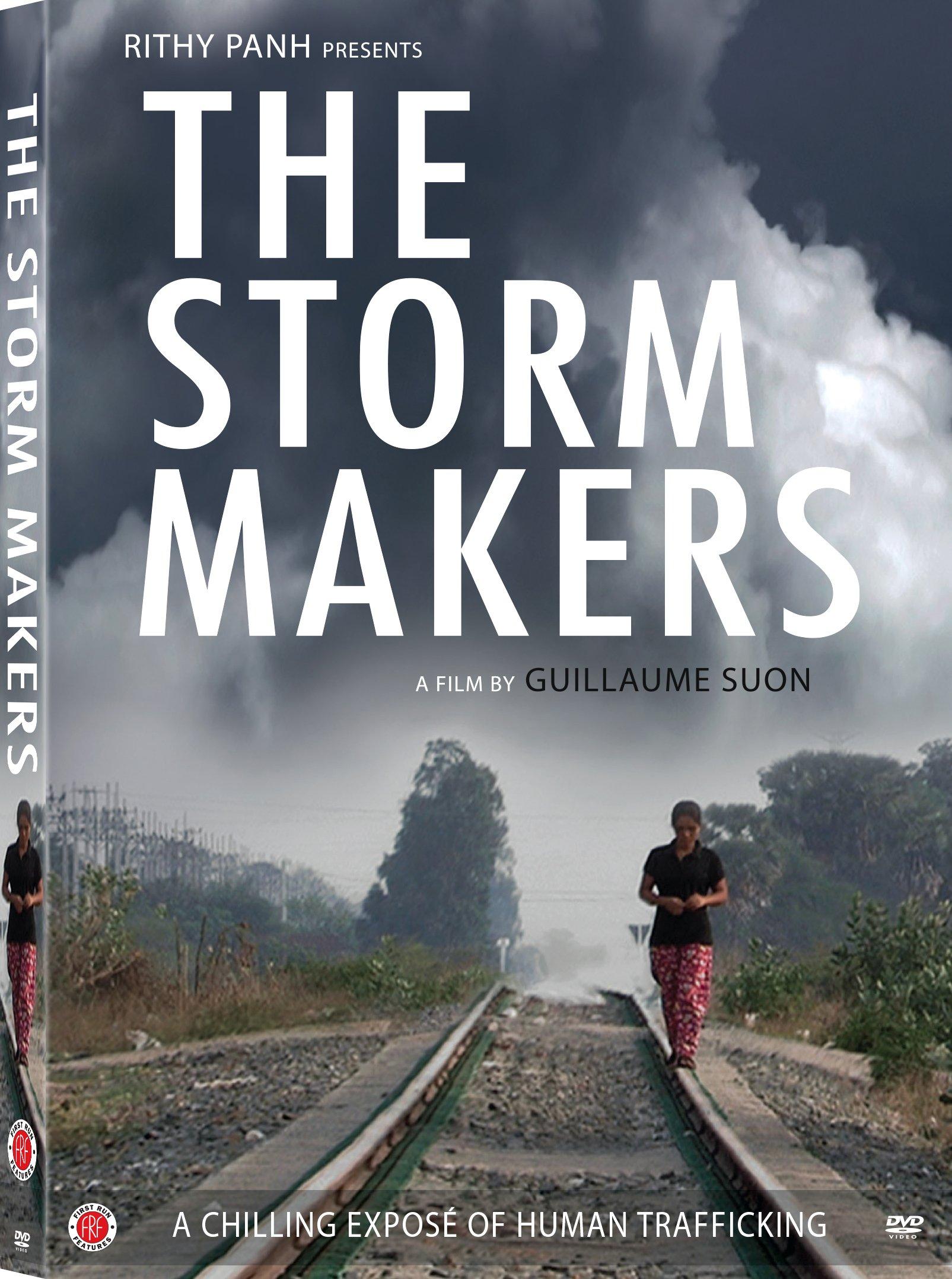 DVD : Aya - The Storm Makers (Subtitled, Widescreen)