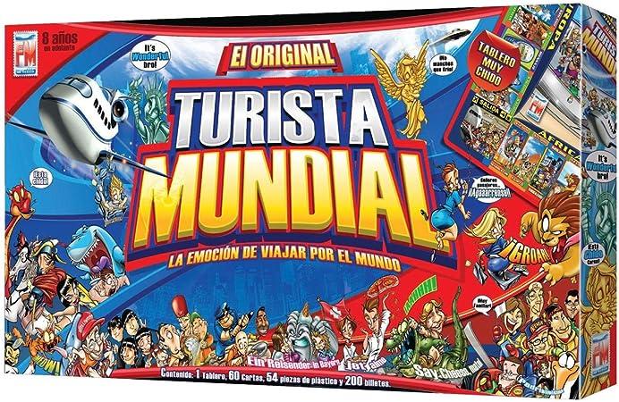 Fotorama / El Original Turista Mundial Juego de Mesa [Global Economy Board Game] by Fotorama: Amazon.es: Juguetes y juegos