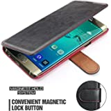 Custodia Galaxy A5 2016 - Cover Galaxy A5 2016 - Mulbess Custodia In Pelle Con Flip Cover Per Samsung Galaxy A5 2016 Custodia Pelle Nero