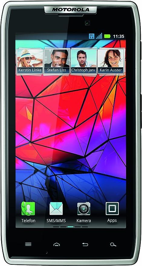 Motorola Razr Smartphone 4 3 Zoll Weiß Elektronik