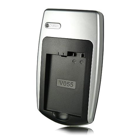 Slim USB Cargador, Cargador de Coche para Canon LP-E8 Batería Encaja a Canon EOS 550D | 600D | 650D | 700D | Rebel T2i | T3i | T4i | T5i