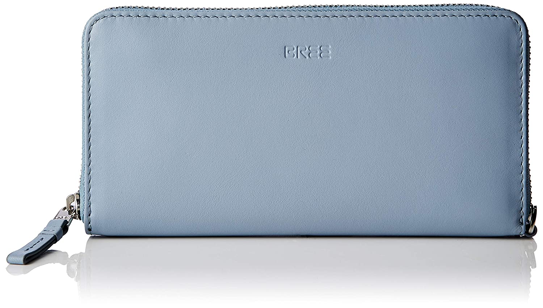C P Blue S19 1.5x10x19.5 cm Zip Celestial Blue Women/'s Wallet B x H T BREE Collection Issy 131 Celestial Blue