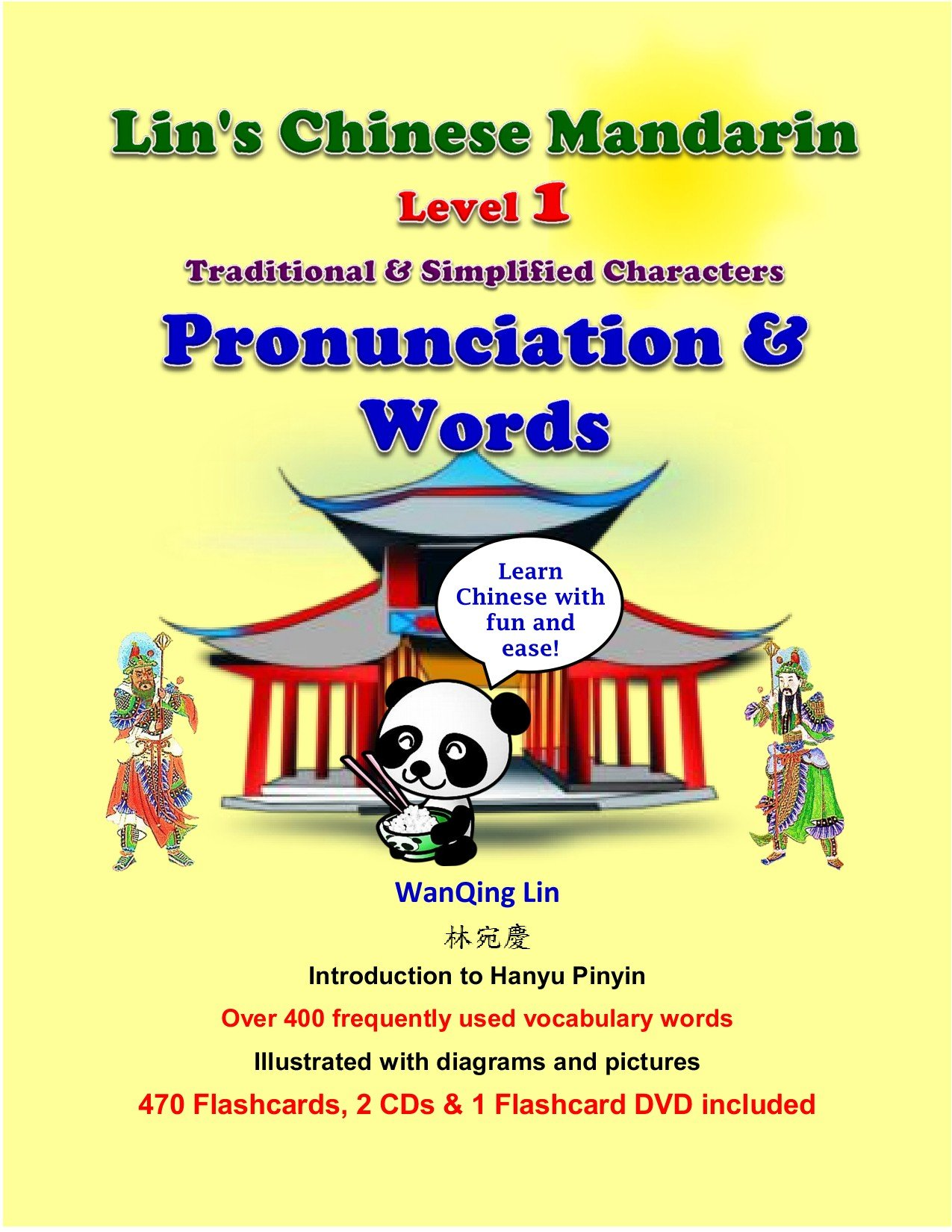 Lin's Chinese Mandarin - Level 1 - Pronunciation & Words -Traditional & Simplified Characters. (English and Chinese Edition) pdf