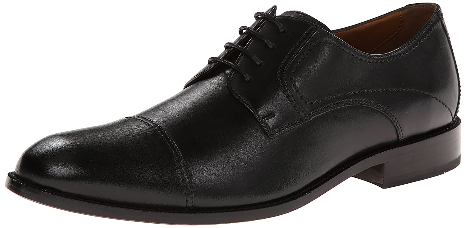 Bostonian Men's Calhoun Limit Oxford 7 D(M) US|Black