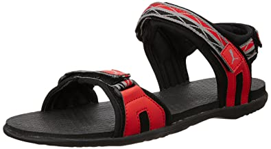 Puma Unisex Nova Leather Flip Flops Thong Sandals  Buy Online at Low Prices  in India - Amazon.in 08dca42dc