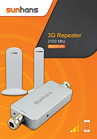 REPETIDOR 3G 2100 Mhz