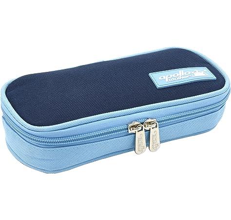 YOUSHARES Insulina Bolsa Para Viaje - Diabéticos Estuche Para Adrenalina y Otros Medicamentos y Plumas con 2 Bolsas de Gel, Azul: Amazon.es: Salud y cuidado personal