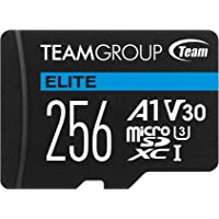 Deals on Team 256GB Elite MicroSDXC UHS-I 4K UHD Memory Card