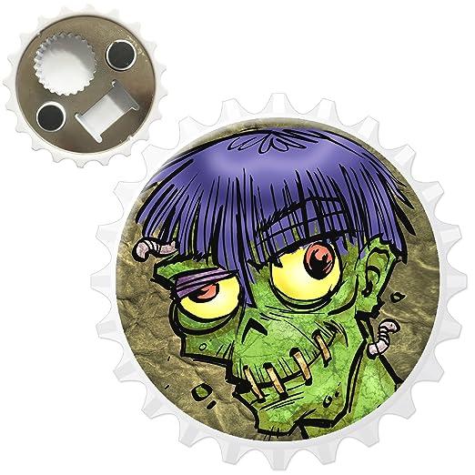 Compra Zombie Monster con gusanos en cabeza Halloween abridor de ...