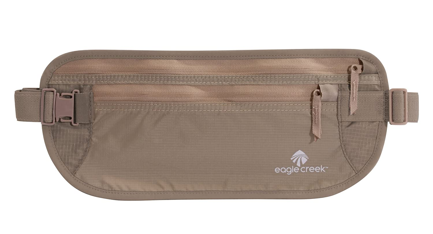 Eagle Creek Travel Gear Undercover Hidden Pocket, Khaki EC-41126091