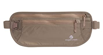 9b68957512f5 Eagle Creek Travel Gear Undercover Hidden Pocket, Khaki