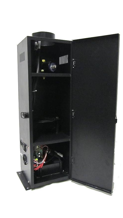 Proyector de llama DMX, Canon de fuego, Canon a llamas réelles: Amazon.es: Instrumentos musicales