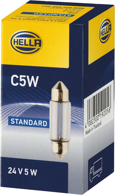 HELLA 8GM 002 092-123 Bulb park-//position light Right