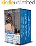 Pemberley: The Next Generation Vols 1 - 3: Pride and Prejudice Variations