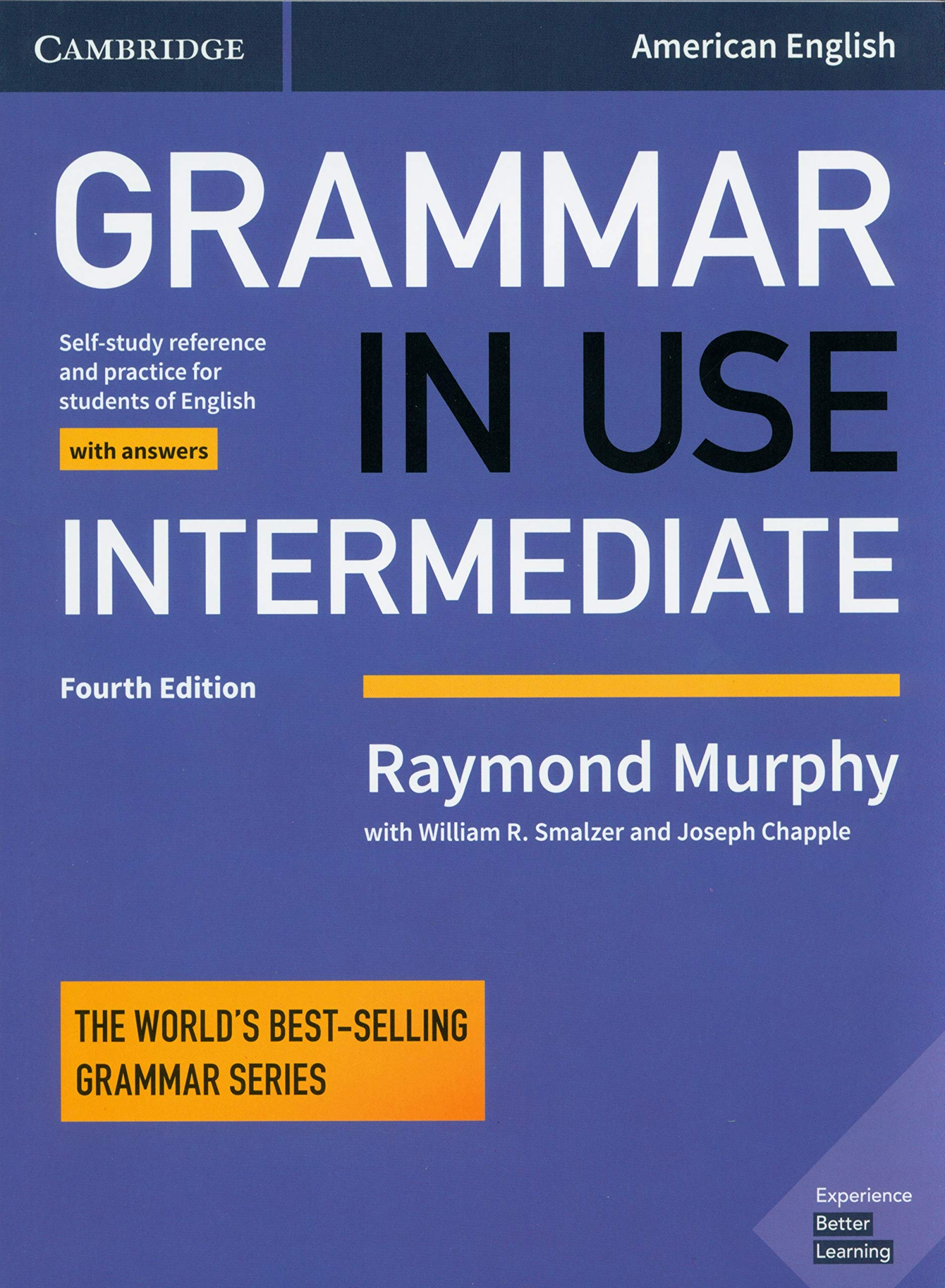 Grammar In Use Intermediate Student's Book With Answers  Self Study Reference And Practice For Students Of American English