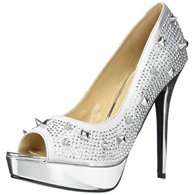 The Highest Heel Women's Foxy-101 Pump | Pumps
