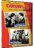 Cantinflas Dos Películas: El Gendarme Desconocido y Los Tres Mosqueteros