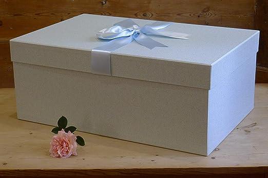 Caja para Vestido de Novia Grande 50 x 75 x 30 cm (profundidad), CLAREMONT GRAPE: Amazon.es: Hogar