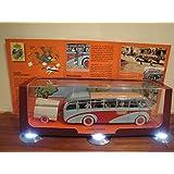 Figurine de collection Tintin L'Autobus Swissair Hors-Série Nº2 29581 (2008)