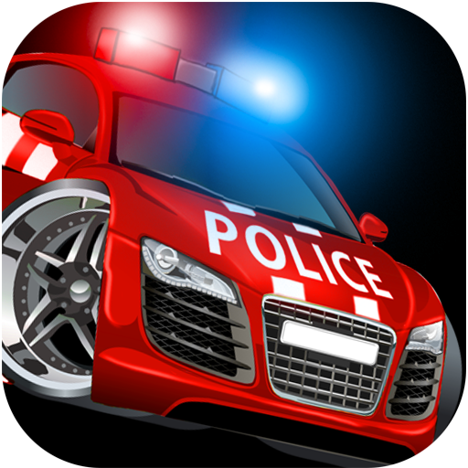 (Ultimate cop games free driving: Police car chase for kids)