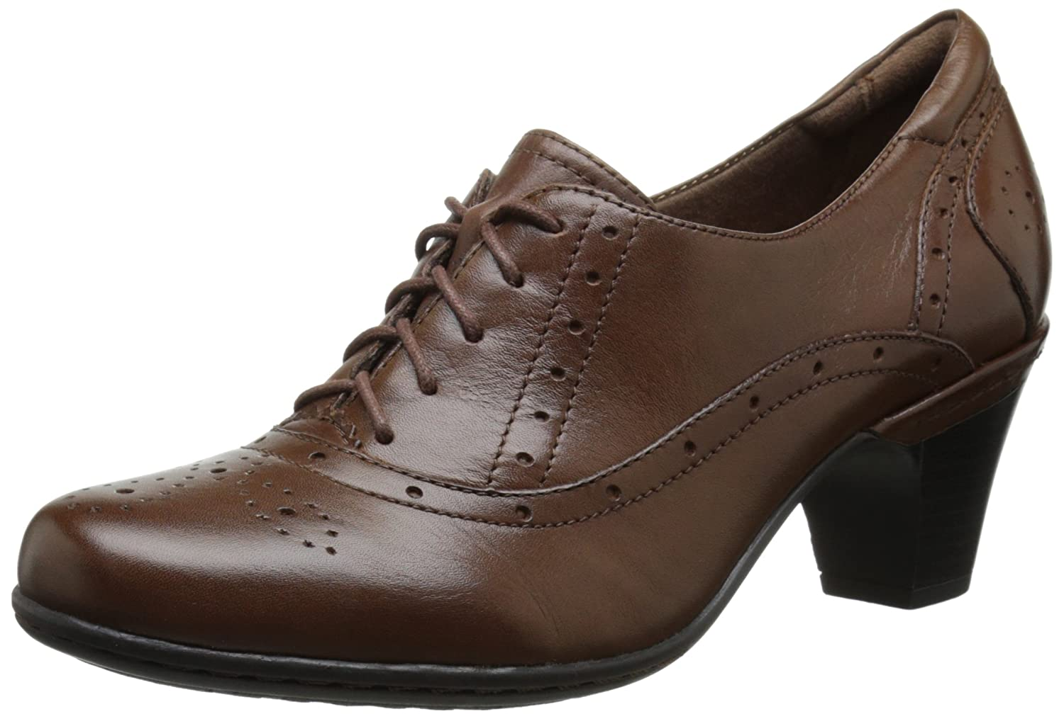 Cobb Hill Rockport Women's Shayla Dress Pump B00SK4AJBS 11 W US|Brown