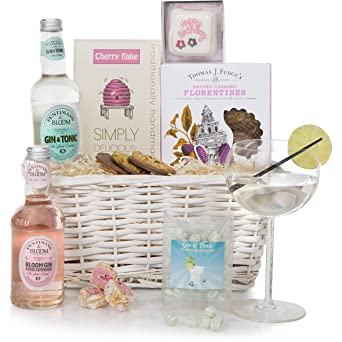 The Luxury Birthday Gin Hamper